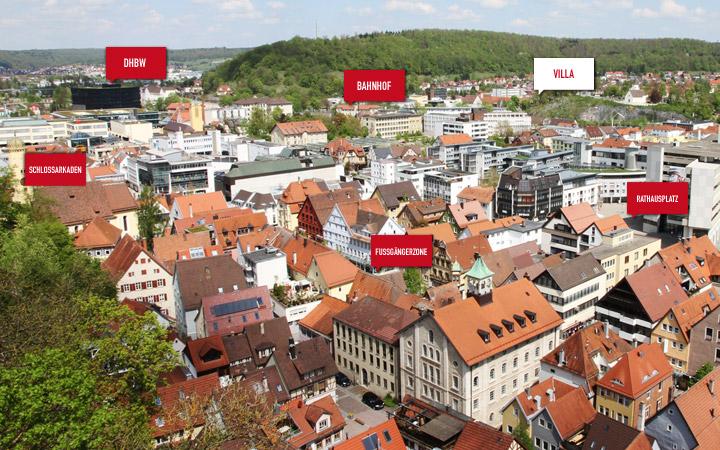 Studenten Zimmer in Heidenheim